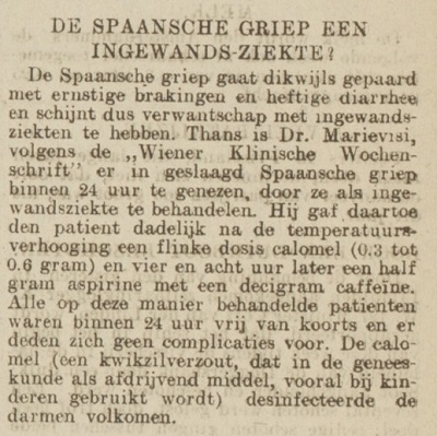 Enkhuizer courant 1918
